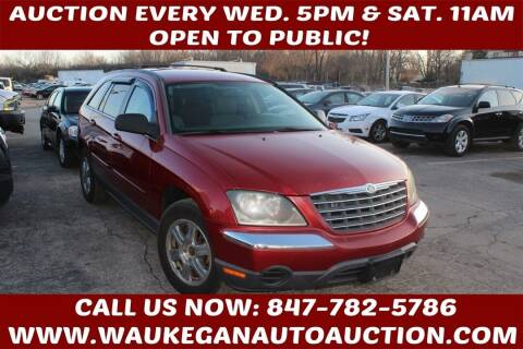 2006 Chrysler Pacifica for sale at Waukegan Auto Auction in Waukegan IL