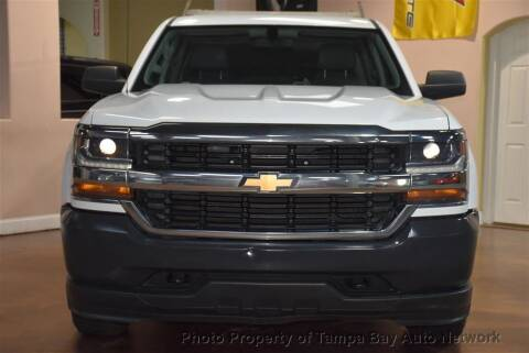 2016 Chevrolet Silverado 1500 for sale at Tampa Bay AutoNetwork in Tampa FL