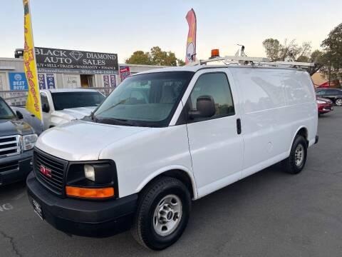 2007 GMC Savana Cargo for sale at Black Diamond Auto Sales Inc. in Rancho Cordova CA
