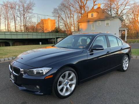 2014 BMW 3 Series for sale at Mula Auto Group in Somerville NJ