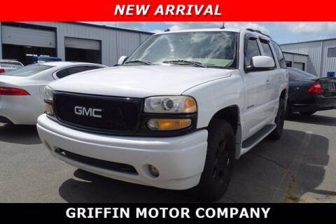 2005 GMC Yukon for sale at Griffin Buick GMC in Monroe NC