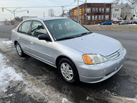 2003 Honda Civic for sale at G1 AUTO SALES II in Elizabeth NJ