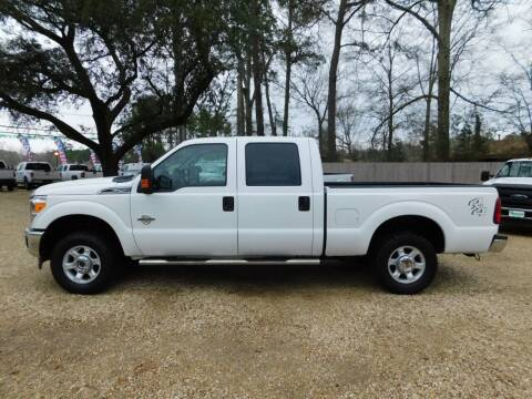 2014 Ford F-250 Super Duty for sale at Commercial Vehicle Sales in Ponchatoula LA