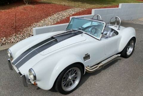 1965 Shelby Cobra for sale at Classic Car Deals in Cadillac MI