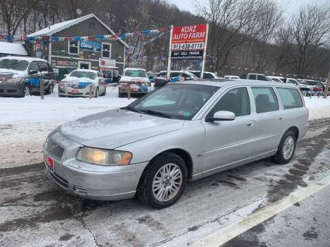 2005 Volvo V70 for sale at Korz Auto Farm in Kansas City KS