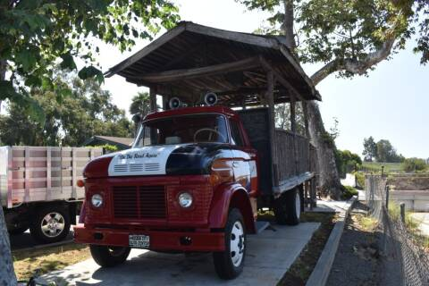 1966 Ford F-600 for sale at Mission City Auto in Goleta CA