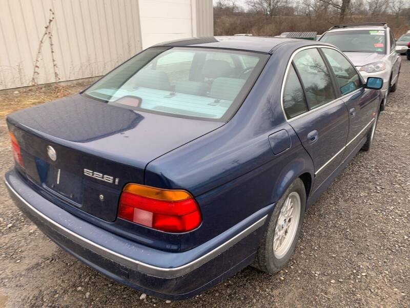 2000 BMW 5 Series 528i 4dr Sedan - West Pittsburg PA