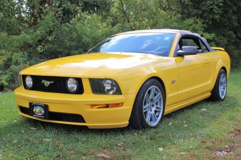 2006 Ford Mustang for sale at Great Lakes Classic Cars & Detail Shop in Hilton NY
