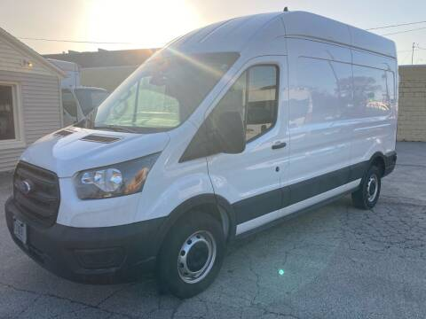 2020 Ford Transit Cargo for sale at RABIDEAU'S AUTO MART in Green Bay WI