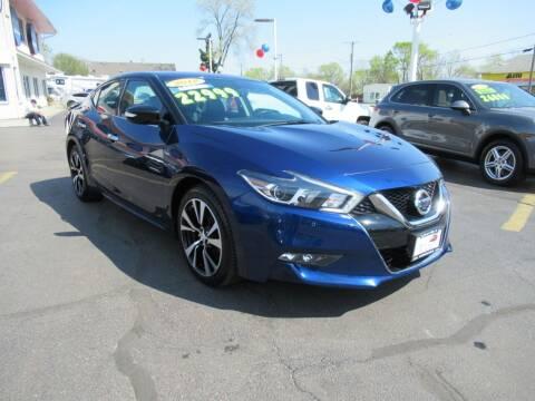 2018 Nissan Maxima for sale at Auto Land Inc in Crest Hill IL