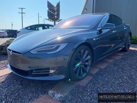 2017 Tesla Model S for sale at Modern Motorcars in Nixa MO