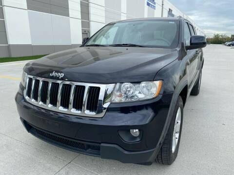 2011 Jeep Grand Cherokee for sale at Quality Auto Sales And Service Inc in Westchester IL