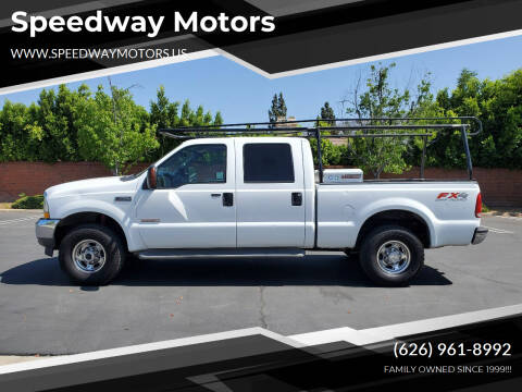 2004 Ford F-250 Super Duty for sale at Speedway Motors in Glendora CA