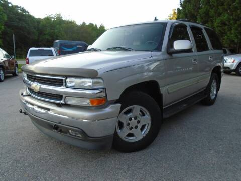 2006 Chevrolet Tahoe for sale at SAR Enterprises in Raleigh NC