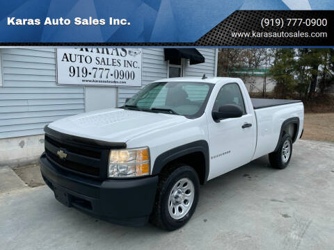 2008 Chevrolet Silverado 1500 for sale at Karas Auto Sales Inc. in Sanford NC