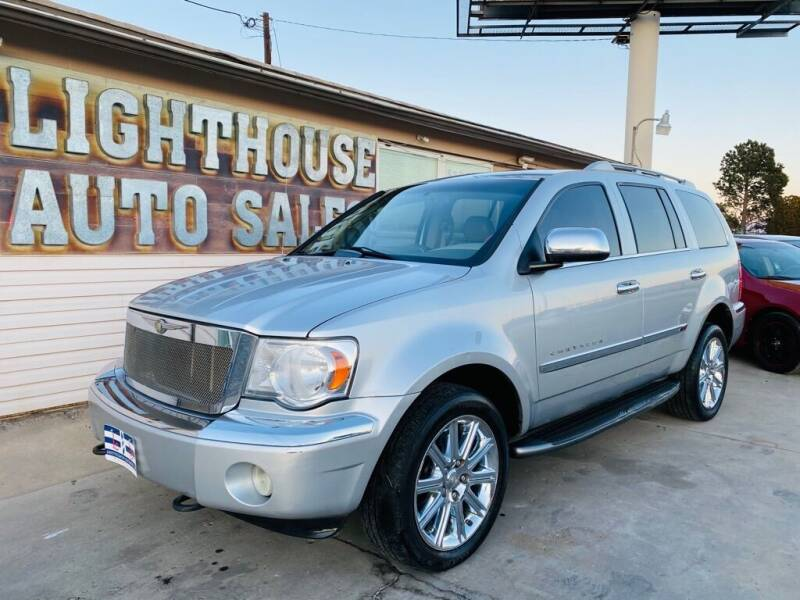 2007 Chrysler Aspen for sale at Lighthouse Auto Sales LLC in Grand Junction CO