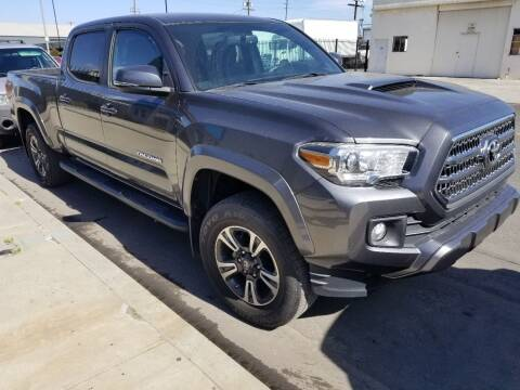 2017 Toyota Tacoma for sale at Ournextcar/Ramirez Auto Sales in Downey CA