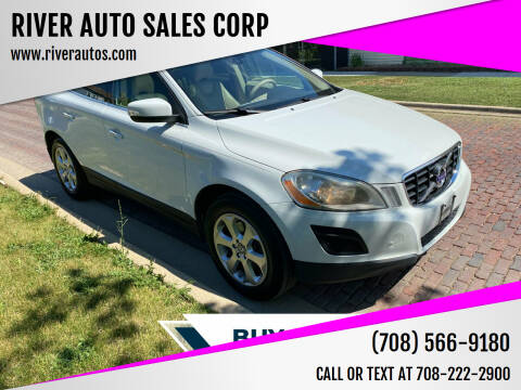 2011 Volvo XC60 for sale at RIVER AUTO SALES CORP in Maywood IL