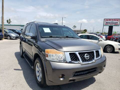 2011 Nissan Armada for sale at Jamrock Auto Sales of Panama City in Panama City FL