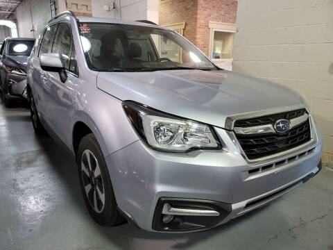 2018 Subaru Forester for sale at AW Auto & Truck Wholesalers  Inc. in Hasbrouck Heights NJ