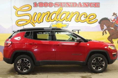 2017 Jeep Compass for sale at Sundance Chevrolet in Grand Ledge MI
