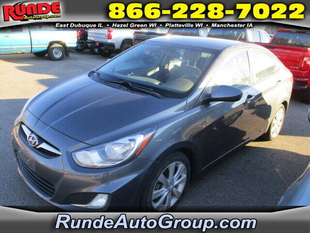 2013 Hyundai Accent for sale at Runde Chevrolet in East Dubuque IL