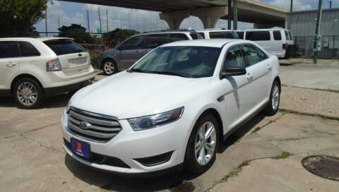 2015 Ford Taurus for sale at Carfast in Houston TX