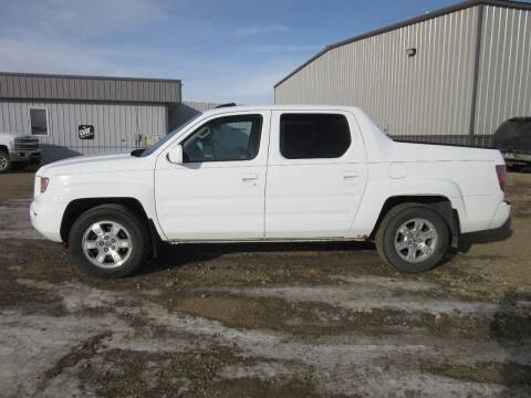 2008 Honda Ridgeline for sale at Nore's Auto & Trailer Sales - Vehicles in Kenmare ND