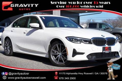 2020 BMW 3 Series for sale at Gravity Autos Roswell in Roswell GA