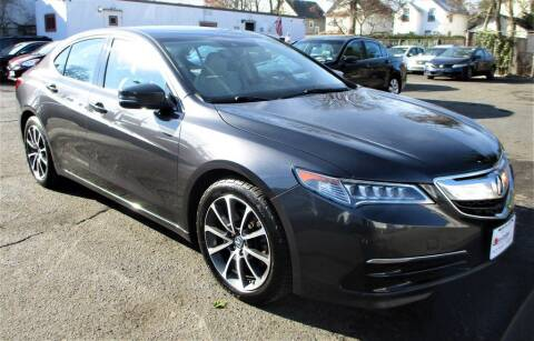2015 Acura TLX for sale at Exem United in Plainfield NJ