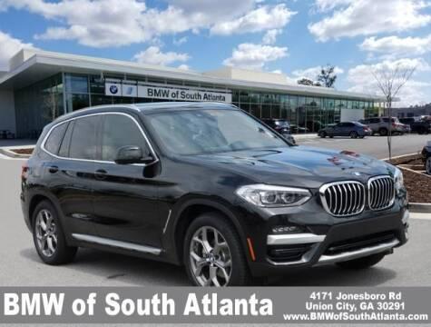 2020 BMW X3 for sale at Carol Benner @ BMW of South Atlanta in Union City GA