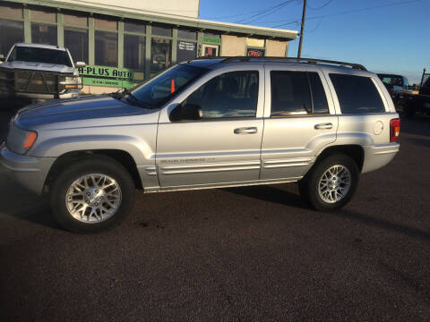 2002 Jeep Grand Cherokee for sale at A Plus Auto LLC in Great Falls MT