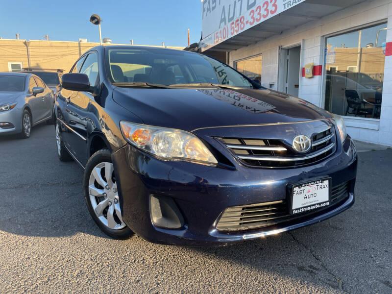 2013 Toyota Corolla for sale in El Cerrito, CA