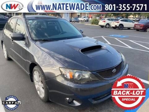 2008 Subaru Impreza for sale at NATE WADE SUBARU in Salt Lake City UT