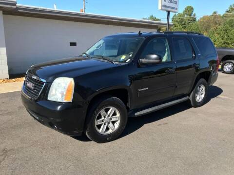 2011 GMC Yukon for sale at Rickman Motor Company in Somerville TN