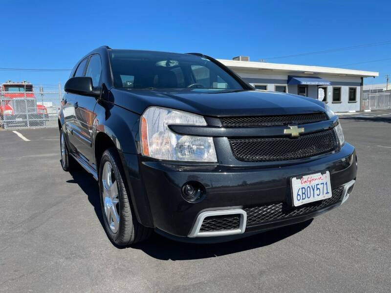 2008 Chevrolet Equinox for sale at Approved Autos in Sacramento CA
