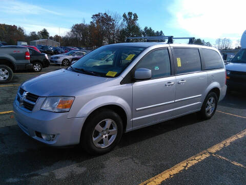 2008 Dodge Grand Caravan for sale at Action Automotive Service LLC in Hudson NY