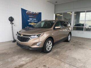 2019 Chevrolet Equinox for sale at GRAFF CHEVROLET BAY CITY in Bay City MI