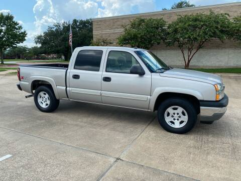 2005 Chevrolet Silverado 1500 for sale at Pitt Stop Detail & Auto Sales in College Station TX