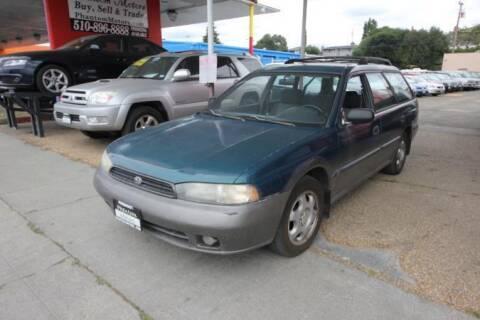 1995 Subaru Legacy for sale at Phantom Motors in Livermore CA