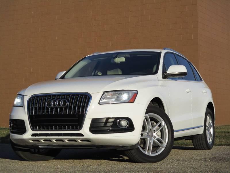 2014 Audi Q5 for sale at Autohaus in Royal Oak MI