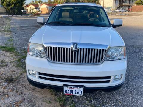 2005 Lincoln Navigator for sale at Paykan Auto Sales Inc in San Diego CA