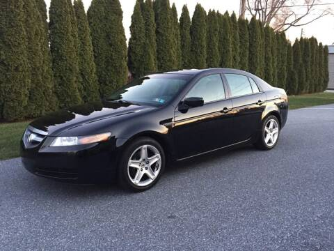 2006 Acura TL for sale at Kingdom Autohaus LLC in Landisville PA