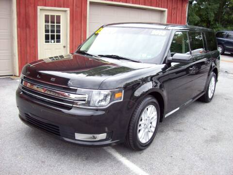 2013 Ford Flex for sale at Clift Auto Sales in Annville PA