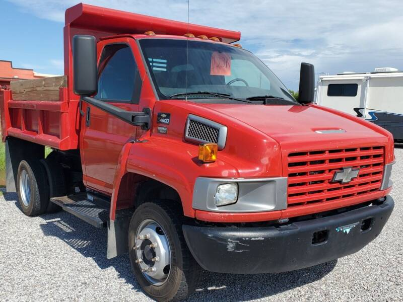 2003 CHEVROLET COMM C4500 REG CAB for sale at AZ Auto and Equipment Sales in Mesa AZ