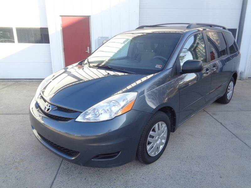 2010 Toyota Sienna for sale at Lewin Yount Auto Sales in Winchester VA