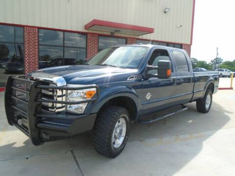 2015 Ford F-250 Super Duty for sale at Premier Foreign Domestic Cars in Houston TX