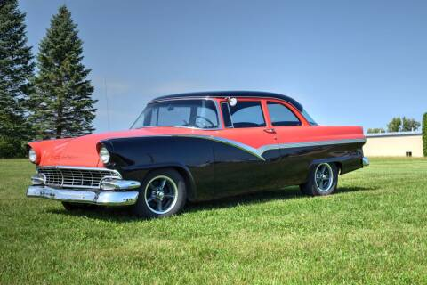 1956 Ford Fairlane for sale at Hooked On Classics in Watertown MN