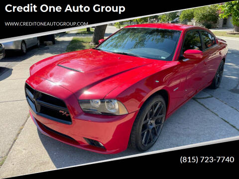 2012 Dodge Charger for sale at Credit One Auto Group in Joliet IL