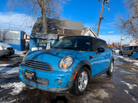 2013 MINI Hardtop for sale at Mister Auto in Lakewood CO